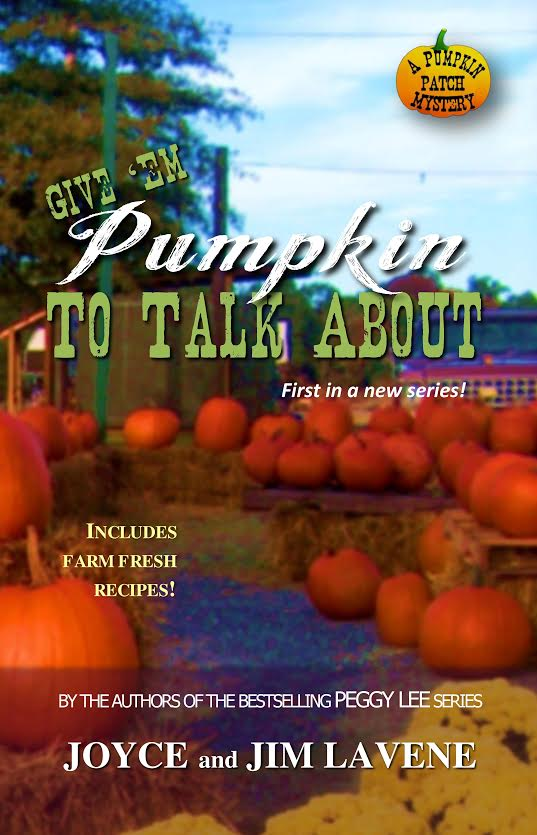 pumpkin to talk about