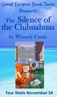 SILENCE CHIHUAHUAS SMALL BANNER