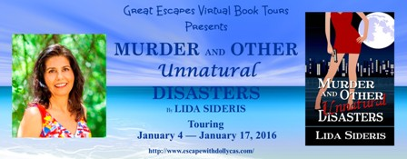 MURDER AND OTHER UNNATURAL DISASTERS large banner448