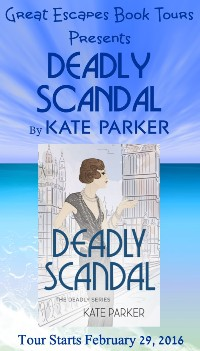 DEADLY SCANDAL small banner