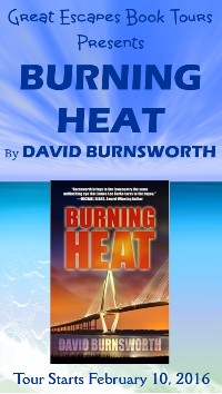 burning heat small banner