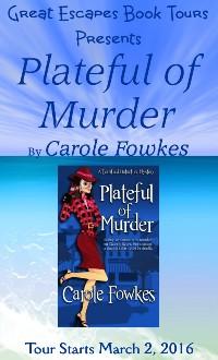 plateful of murder small banner