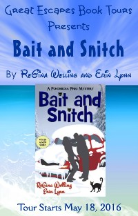 BAIT AND SNITCH small banner