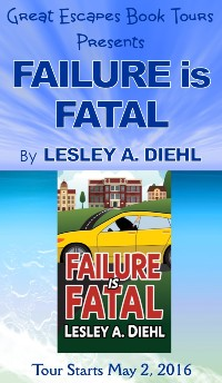 FAILURE IS FATAL small banner