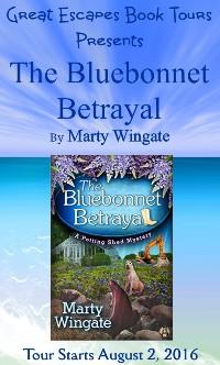 the blue bonnet betrayal small banner