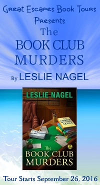 BOOK CLUB MURDERS small banner
