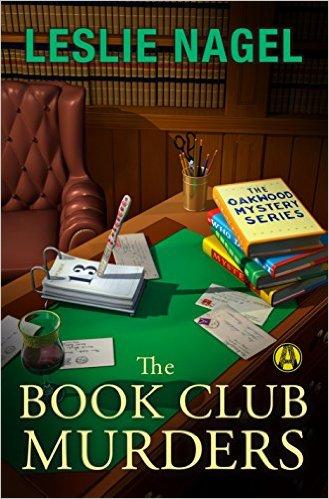 BOOK CLUB MURDERS