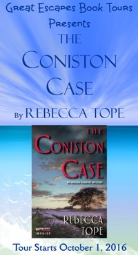 THE CONISTON CASE small banner