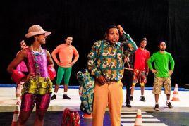 Trupe Circus - Somos coloridos.