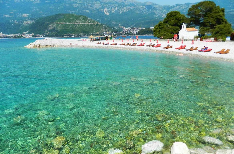 Atrações de Montenegro - Ilha de São Nicolau (Sveti Nikola)