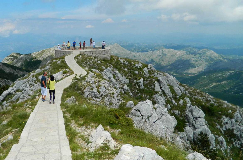 Atrações de Montenegro - Monte Lovcen