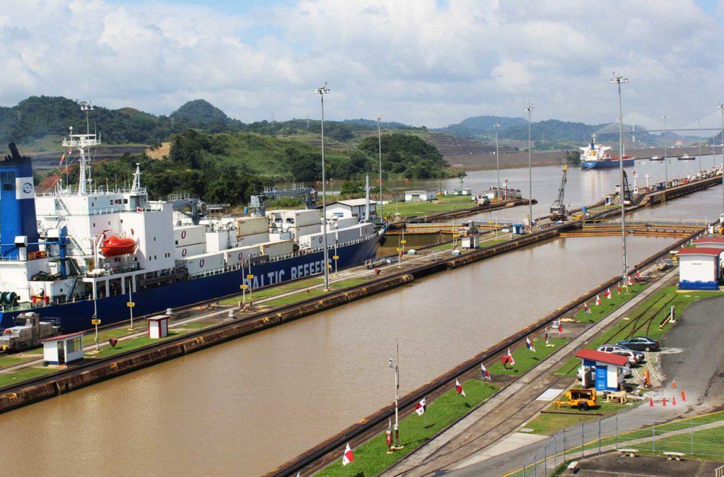 Decepções de viagem - Canal do Panamá, na Cidade do Panamá