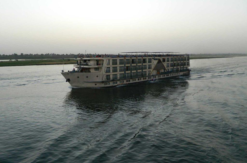 Decepções de viagem - Rio Nilo, Egito