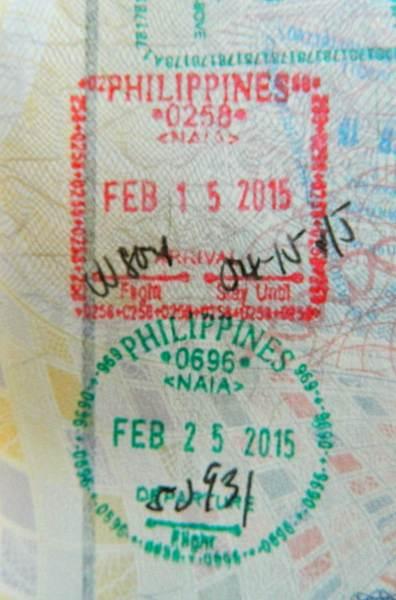 Precisa de visto para viajar às Filipinas?