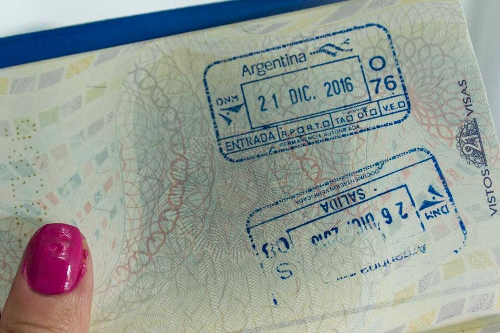Precisa de visto para viajar à Argentina?