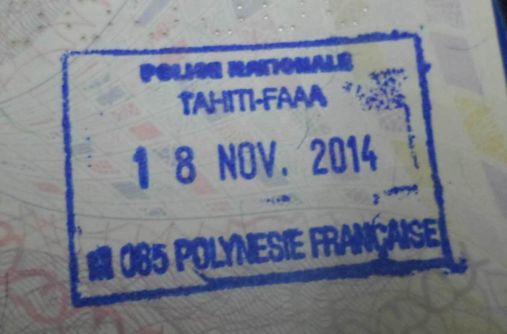 Precisa de visto para viajar à Polinésia Francesa?