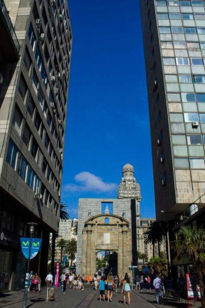 O que fazer em Montevidéu - Peatonal Sarandí