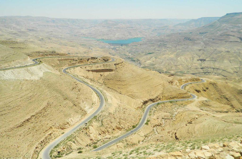 O que fazer na Jordânia - Cânion de Wadi Mujib