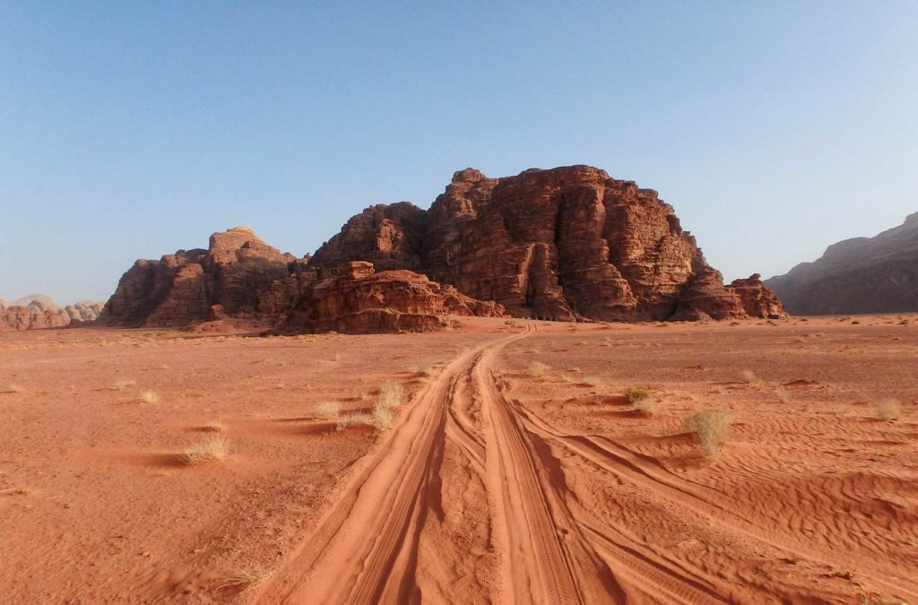 O que fazer na Jordânia - Deserto de Wadi Rum