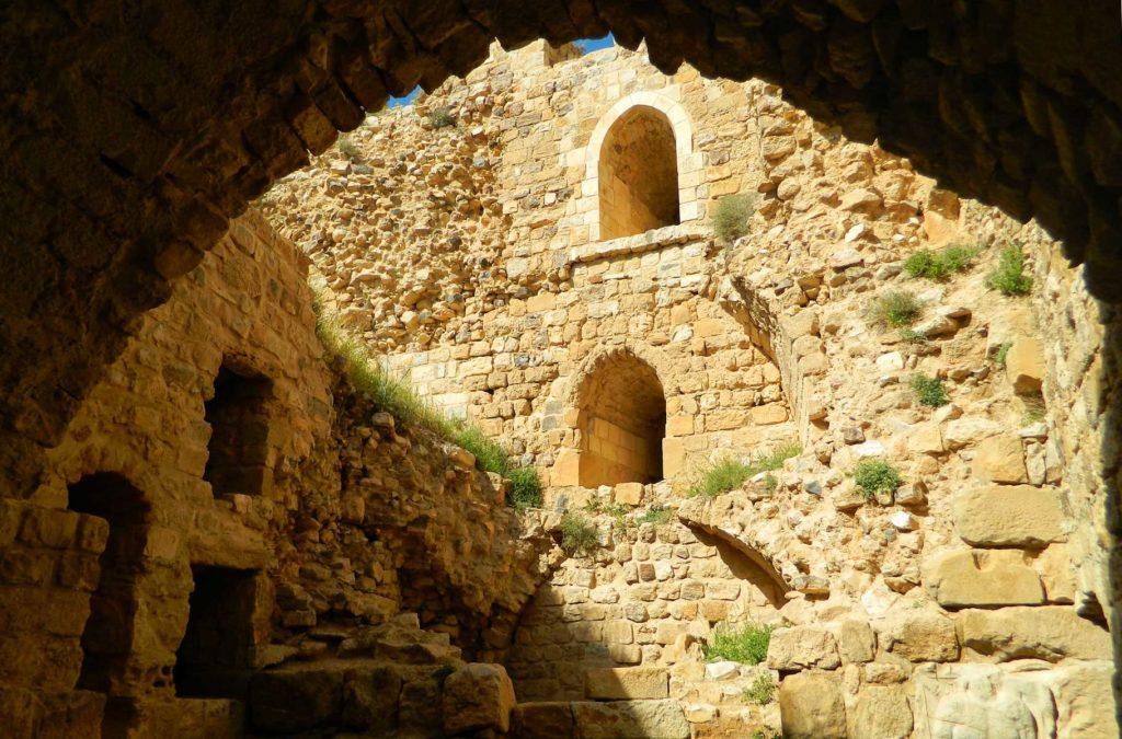 O que fazer na Jordânia - Castelo de Kerak