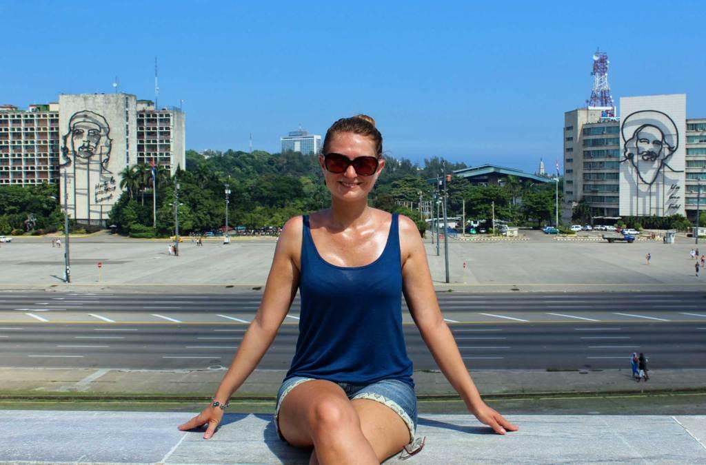 O que fazer em Cuba - Plaza de la Revolución