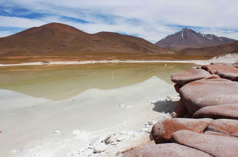 O que fazer no Atacama - Piedras Rojas