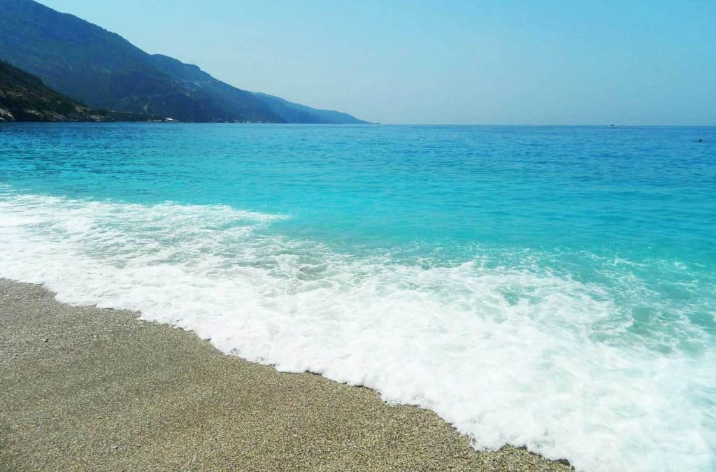 Praias mais bonitas da Europa - Oludeniz (Turquia)