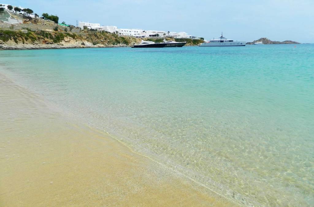 Praias mais bonitas da Europa - Psarou (Grécia)
