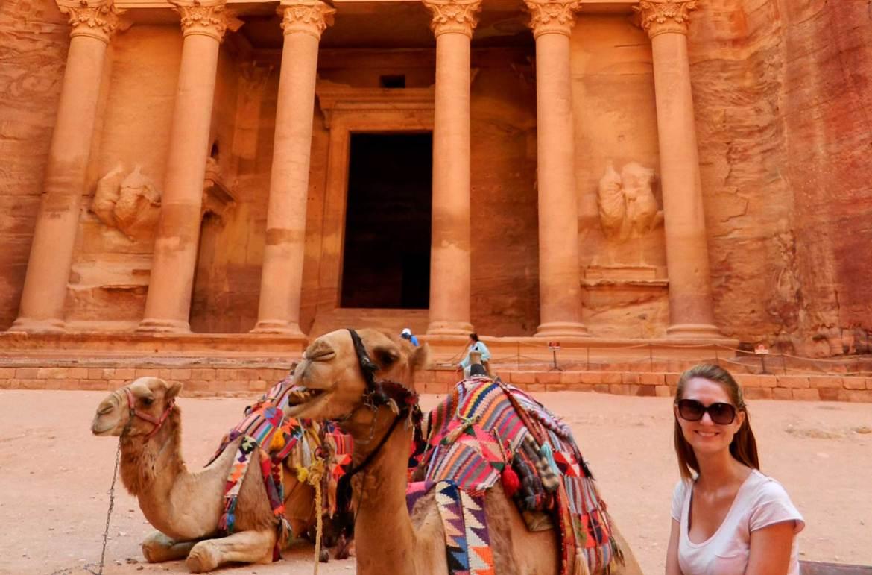 Dicas da Jordânia - Fotos com camelos