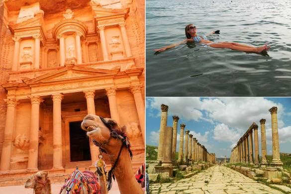Guia de viagem Jordânia: Tudo que você precisa saber