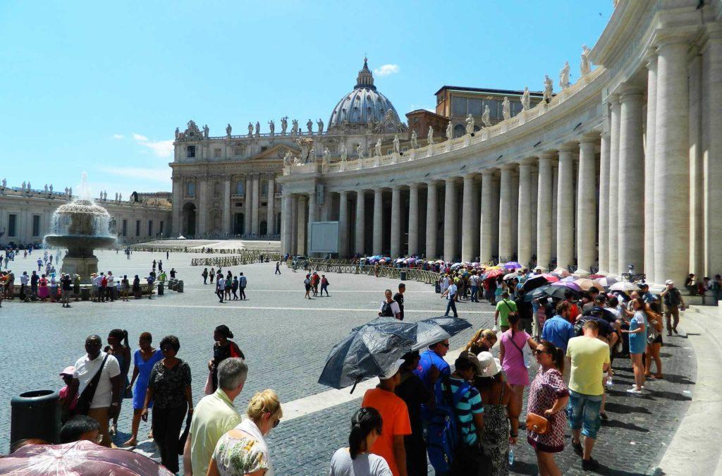Verão na Europa pode ser roubada - Vaticano