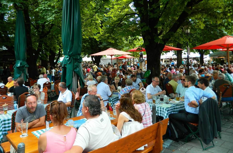 Verão na Europa pode ser roubada - Munique (Alemanha)