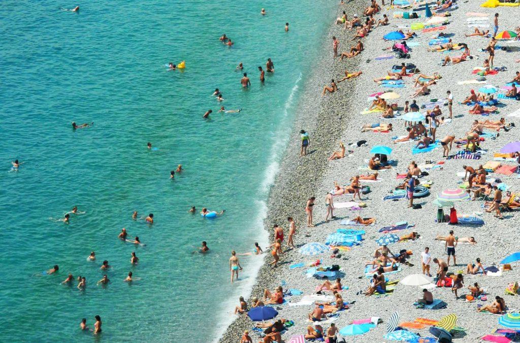 Verão na Europa pode ser roubada - Nice (França)