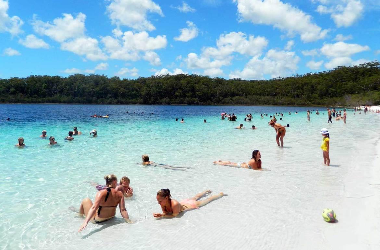 Lugares imperdíveis na Oceania - Ilha Fraser (Austrália)