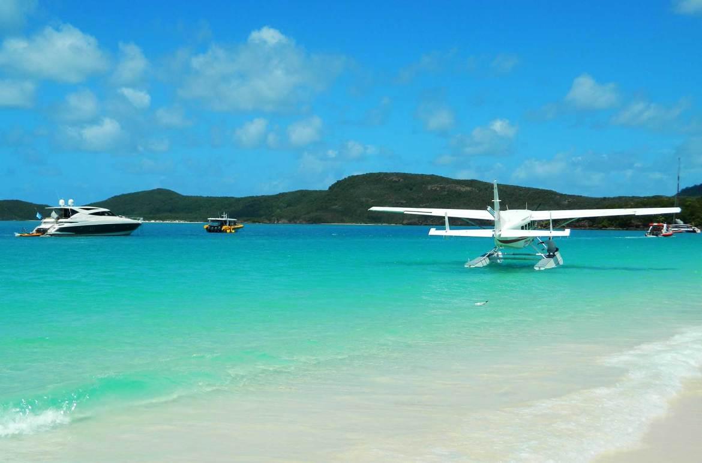 Lugares imperdíveis na Oceania - Whitehaven (Austrália)
