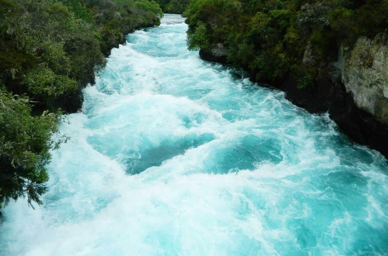 Lugares imperdíveis na Oceania - Taupo (Nova Zelândia)