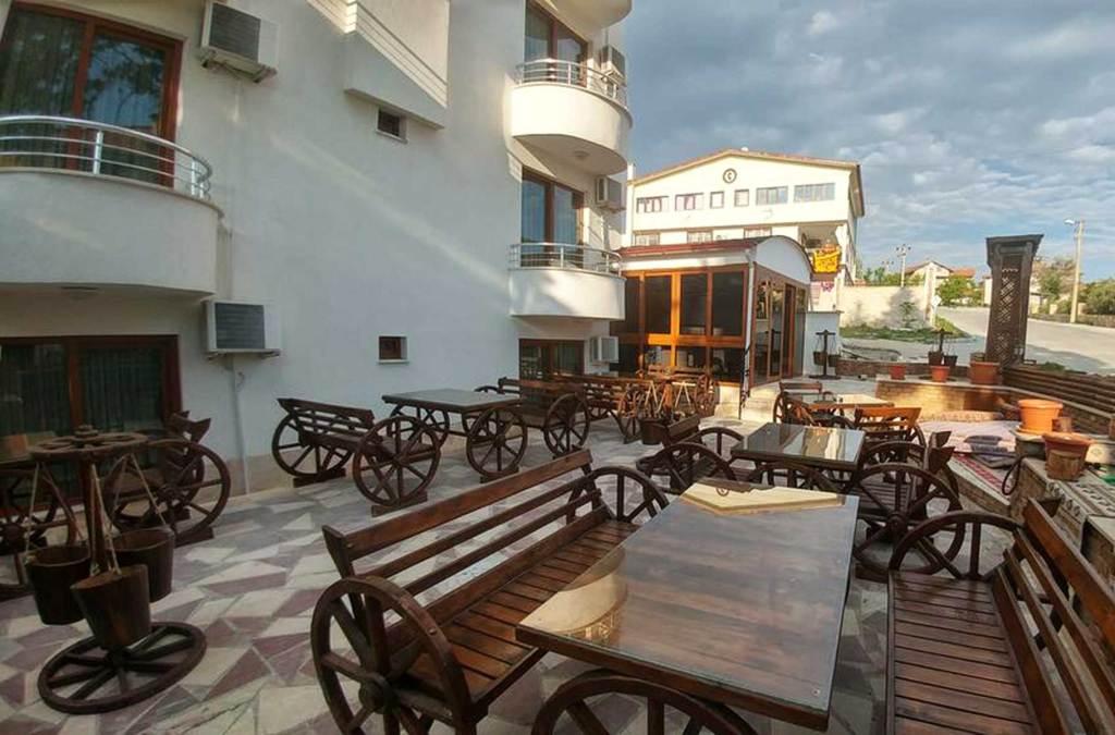Onde ficar na Turquia - Pamukkale