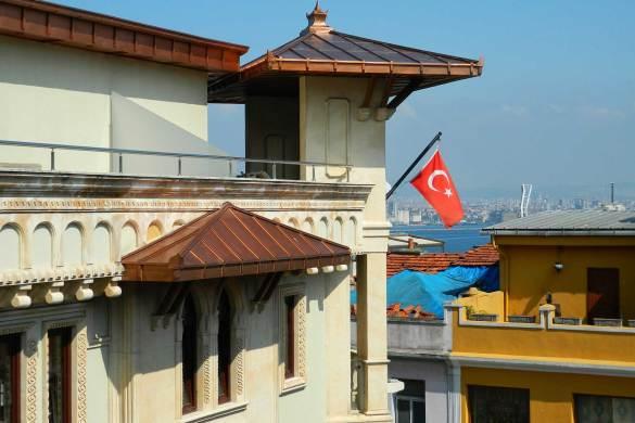 Onde ficar na Turquia - Istambul