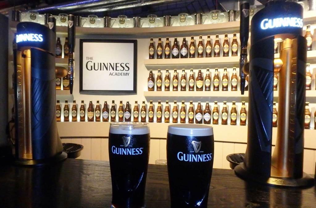 Roteiro na Irlanda - Guinness Storehouse