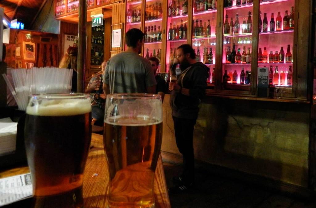 Roteiro na Irlanda - Pub Porterhouse