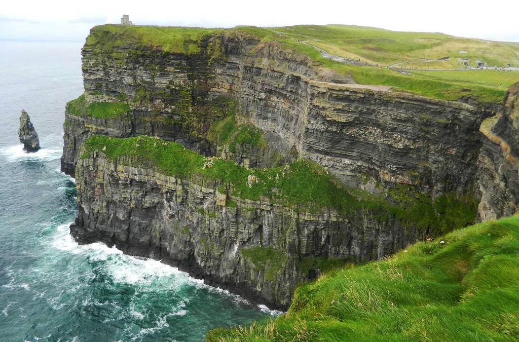 Roteiro na Irlanda - Cliffs oh Moher