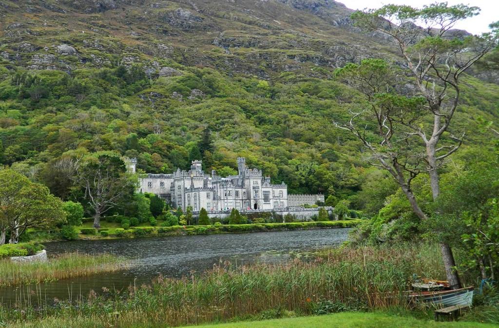 Roteiro na Irlanda - Kylemore Abbey