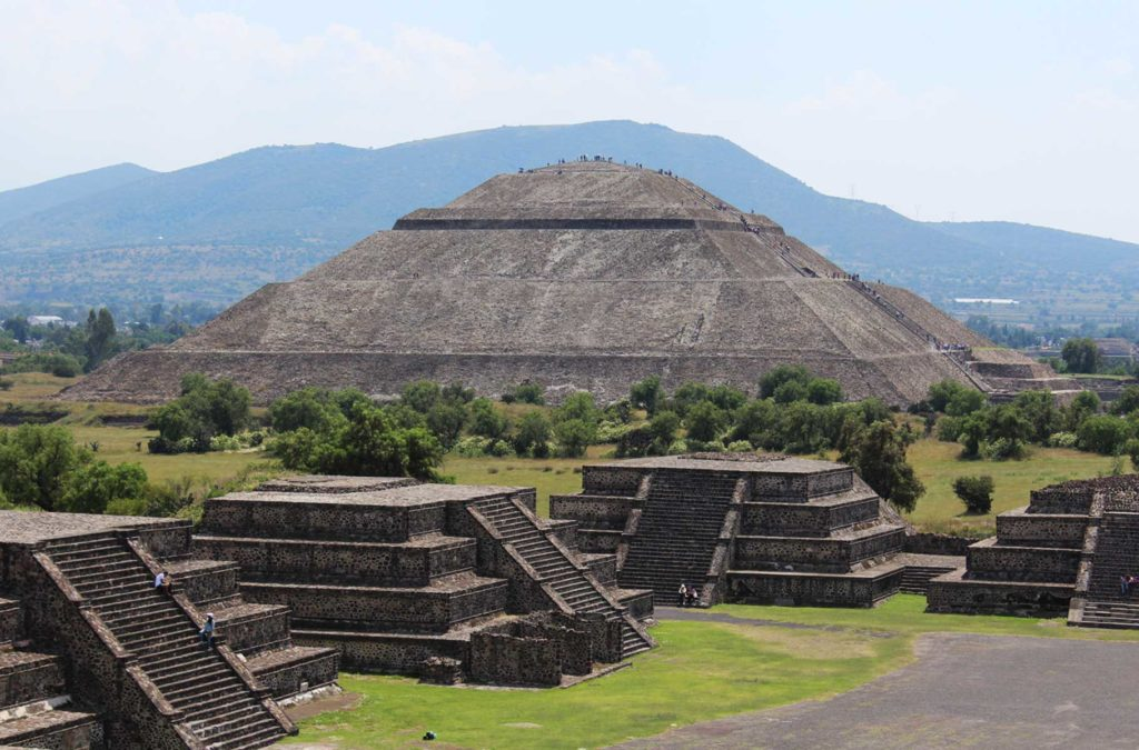 O que fazer no México - Ruínas de Teotihuacán