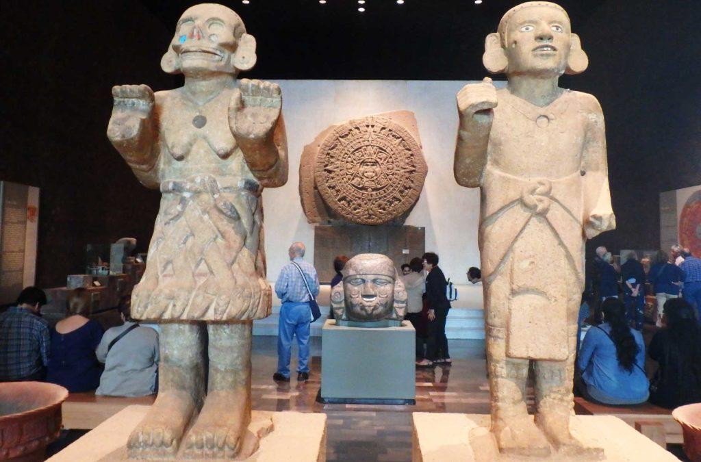 Dicas do México - Não ignore o Museu de Antropologia