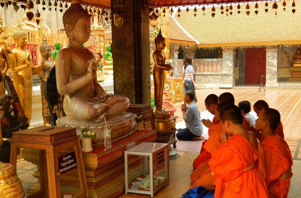 Dicas da Tailândia - Roupas nos templos