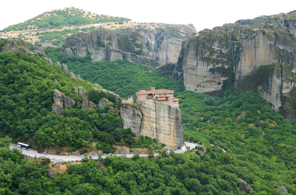 Dicas da Grécia - Não perca Meteora