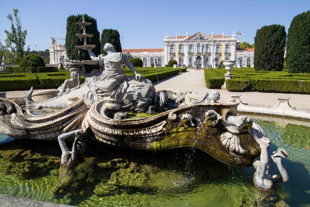 Motivos para amar Portugal - Palácios e castelos