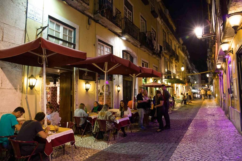 Motivos para amar Portugal - Noites agitadas