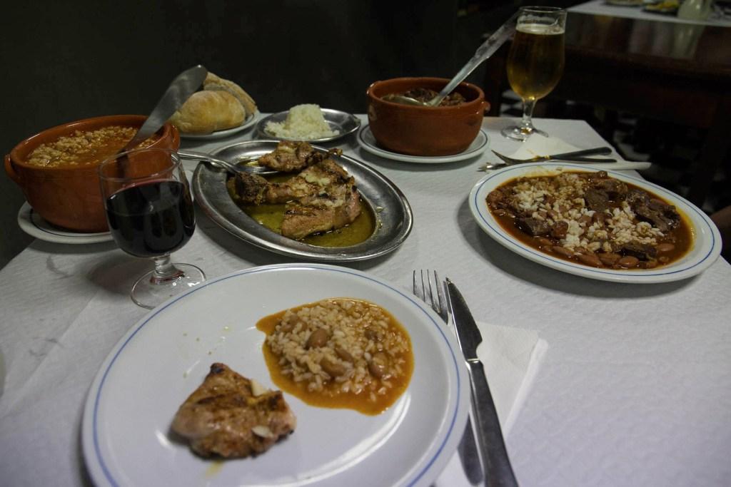 Quanto custa viajar para Portugal - Alimentação