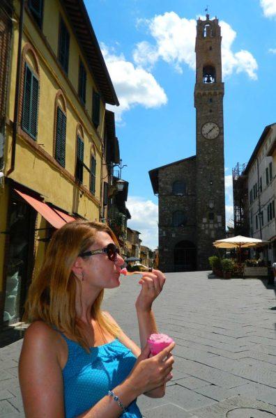 Dicas da Itália - Muito sorvete